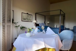 Stay at Home Away from Home - Grand Café Bourgogne